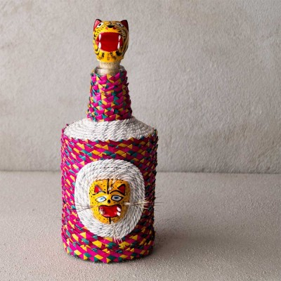 "Pink Palm ""Mezcalera"" Bottle"