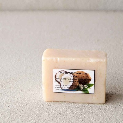 Cokissimo Coconut And Oats Soap