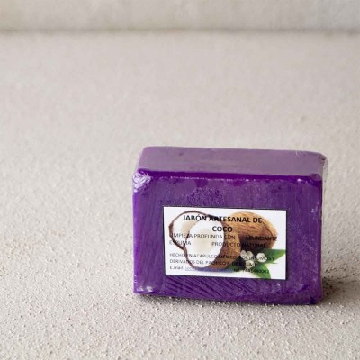 Cokissimo Coconut And Jasmine Soap
