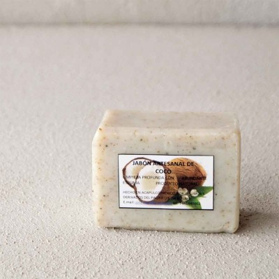Cokissimo Coconut And Cacahuananche Soap