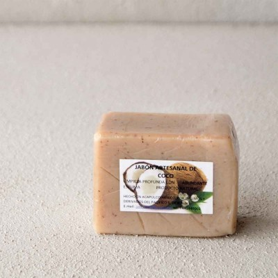 Cokissimo Honey, Chamomile And Oats Soap