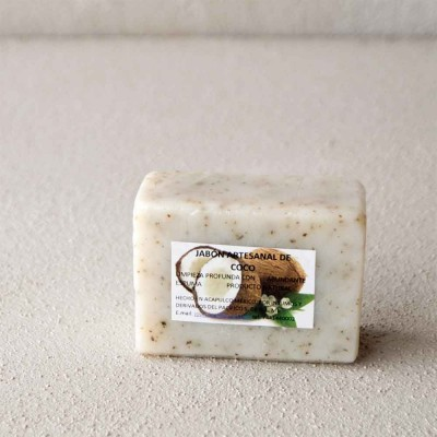 Cokissimo Coconut And Mint Soap