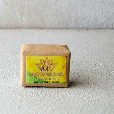 Hiernatural Exfoliating Soap