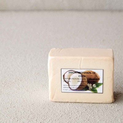 Cokissimo Coconut And Gardenia Soap
