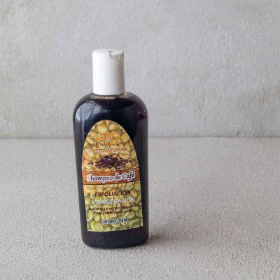 Hiernatural Coffee Shampoo