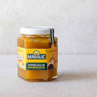Maralic Passion Fruit  Jam